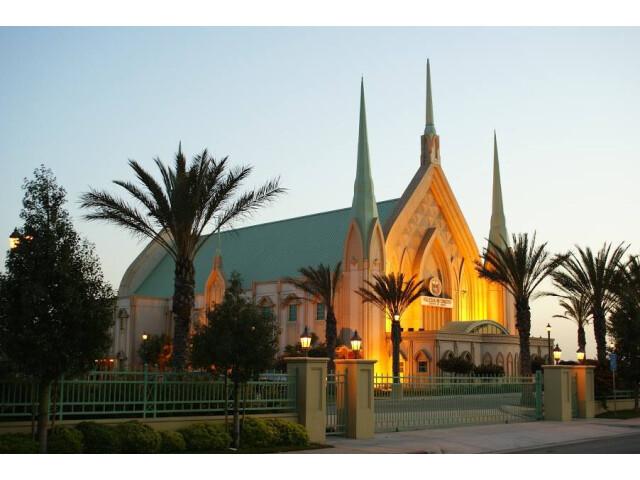Iglesia Ni Cristo chapel CA image