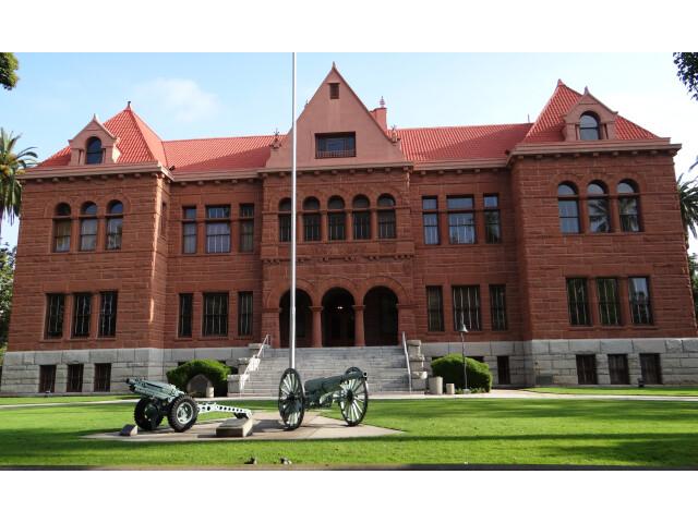 Old Orange County Courthouse  Santa Ana  California image