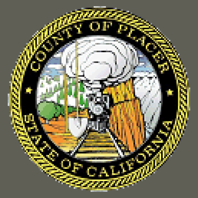 Seal of Placer County  California seal image