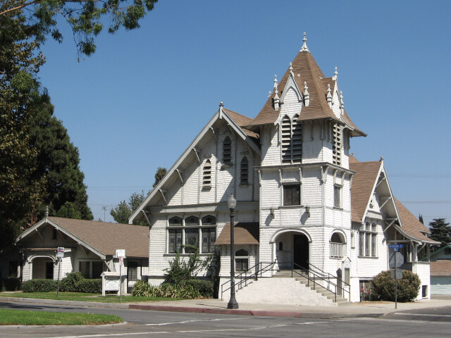 1907 First Christian Church image