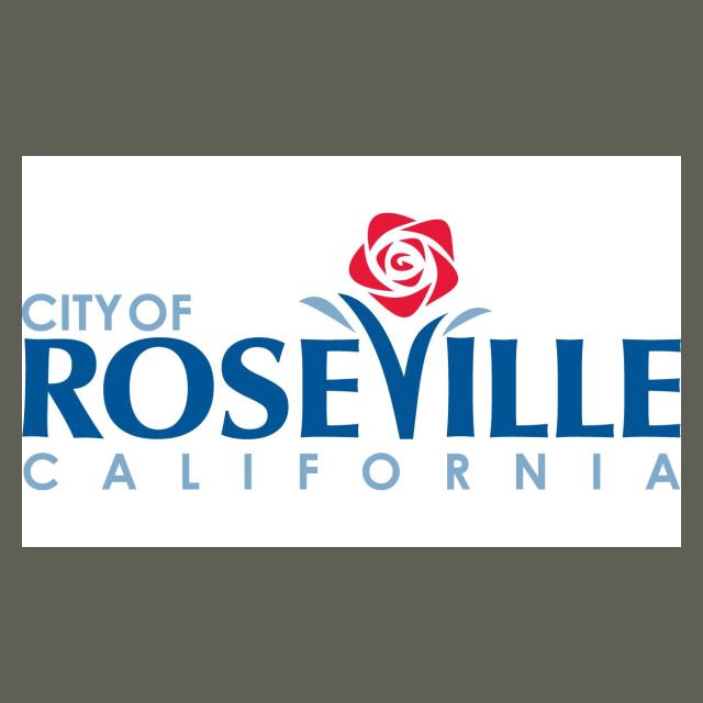 Logo of Roseville  California seal image