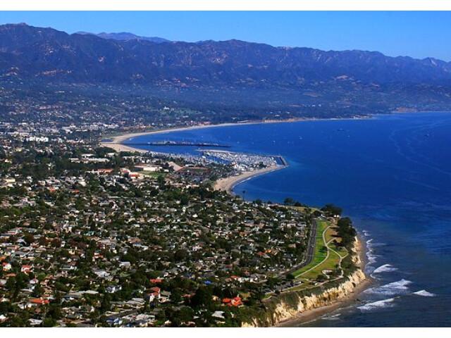 Aerial-SantaBarbaraCA10-28-08 image