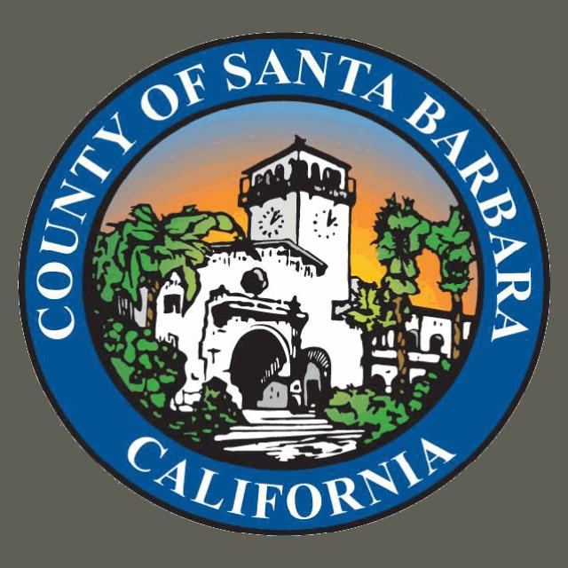 Seal of Santa Barbara County  California seal image