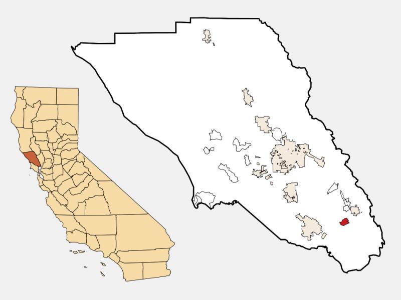 Temelec location map