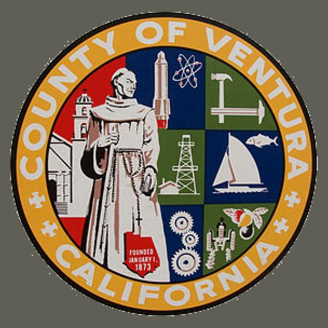 Seal of Ventura County  California seal image
