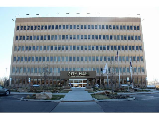 Brighton  Colorado City Hall image