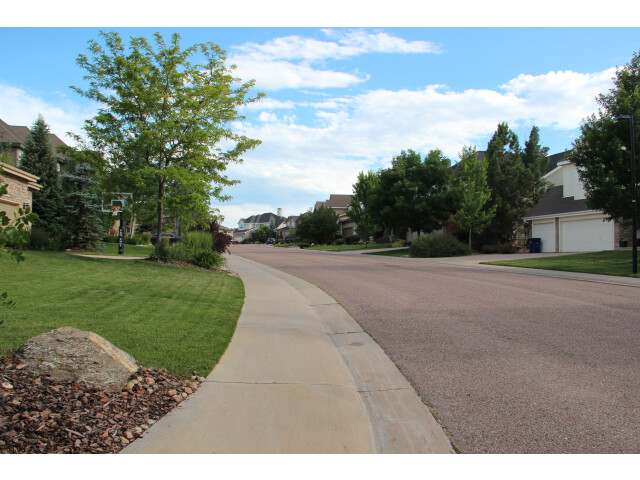 Castle Pines  Colorado neighborhood image