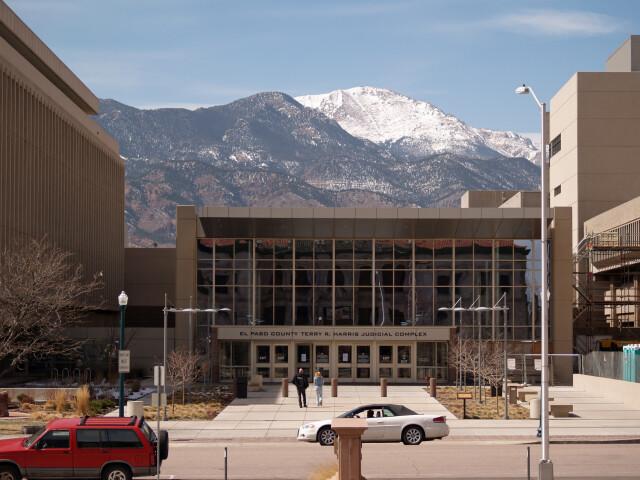 El Paso County Justice Center by David Shankbone image