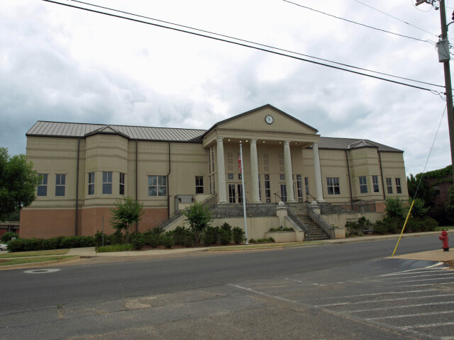 Conecuh County Government Center May 2013 2 image
