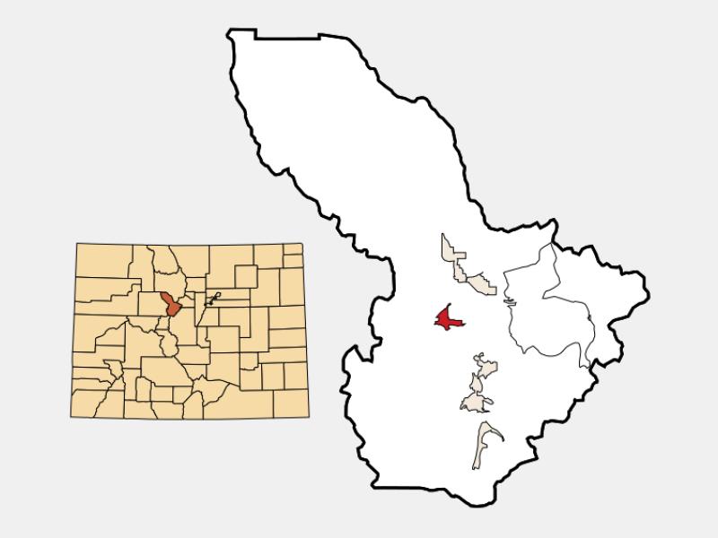 Frisco locator map
