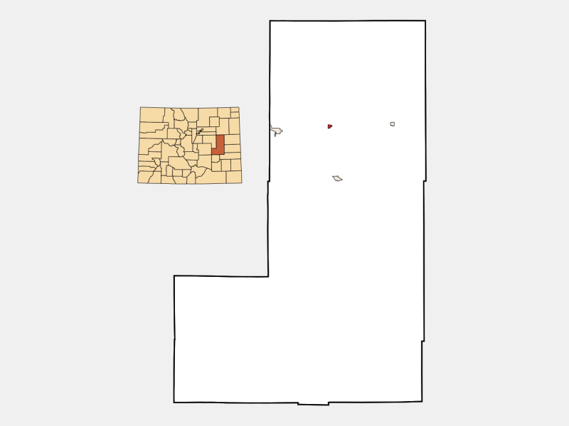 Genoa locator map