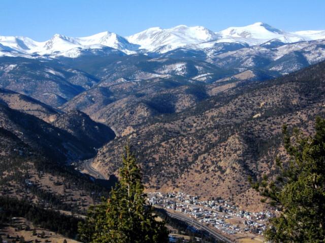 Idaho Springs in 2006 image