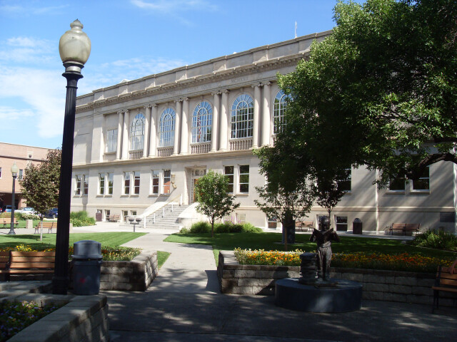 Mesa County Court House image