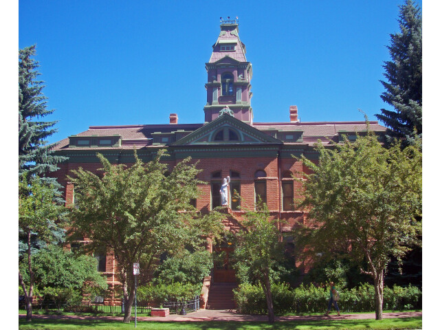 Pitkin County Courthouse 2010 image