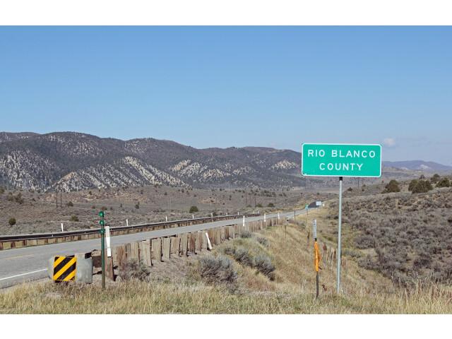 Rio Blanco County  Colorado image