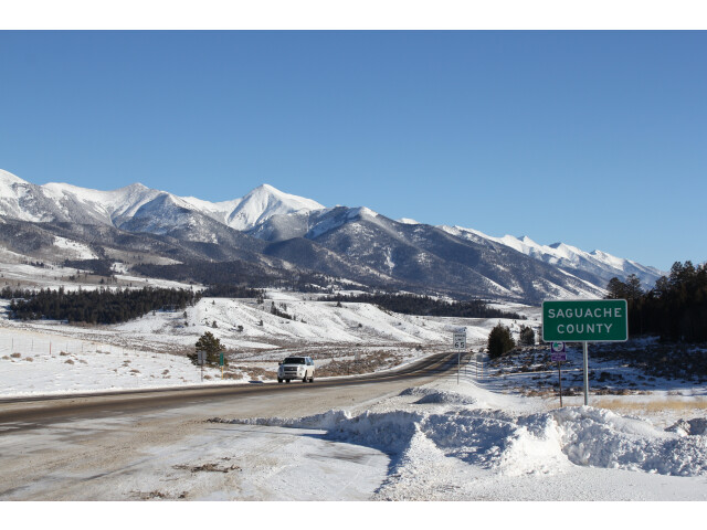 Saguache County  Colorado image