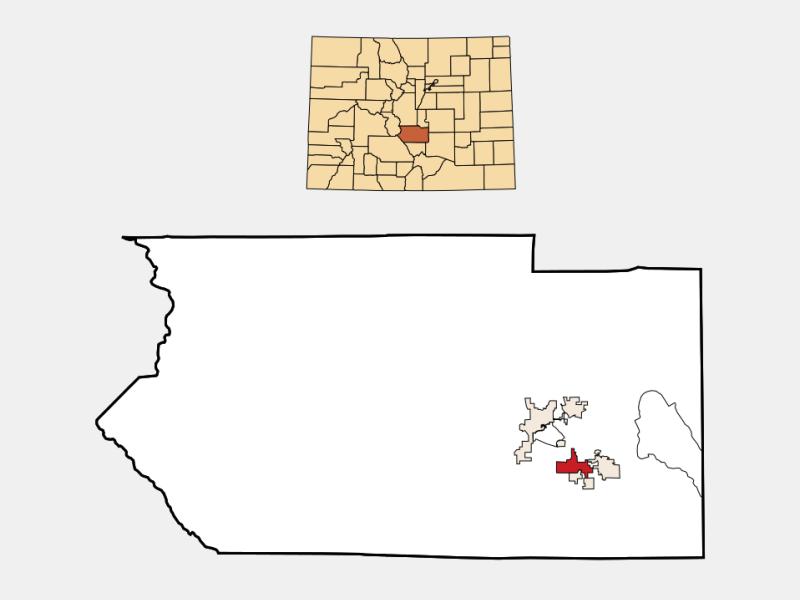 Williamsburg locator map