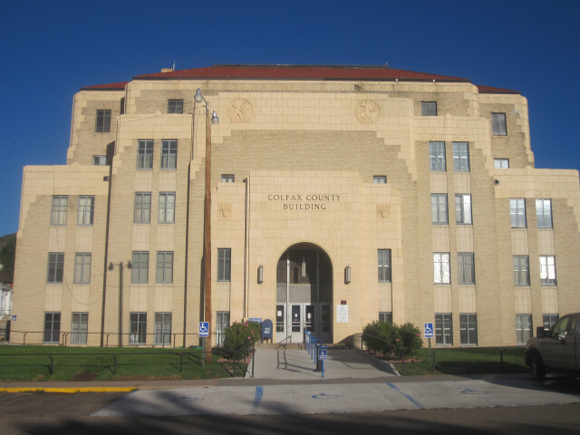 Revised Colfax Co.  NM  Building IMG 4979 image