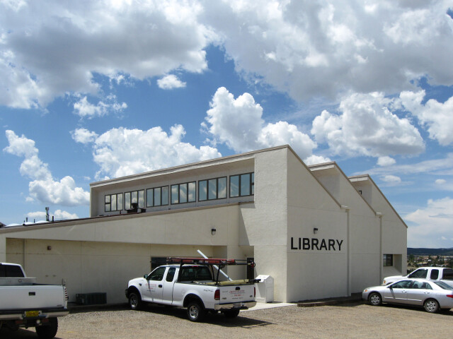 Edgewood New Mexico Public Library image