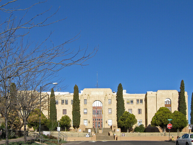Grant County New Mexico Court House image