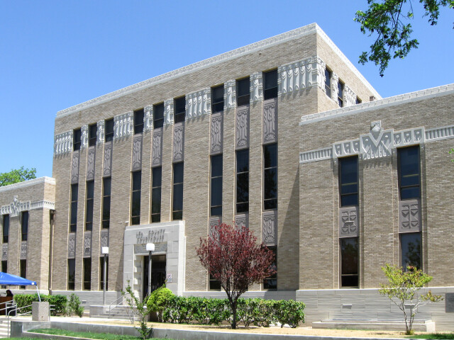 Lea County New Mexico Court House image
