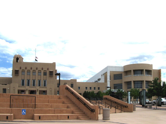 McKinley County New Mexico Court House image
