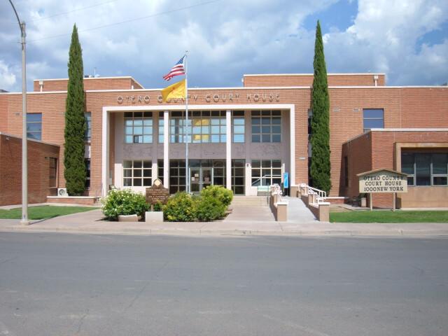 Otero County Court House Alamogordo image