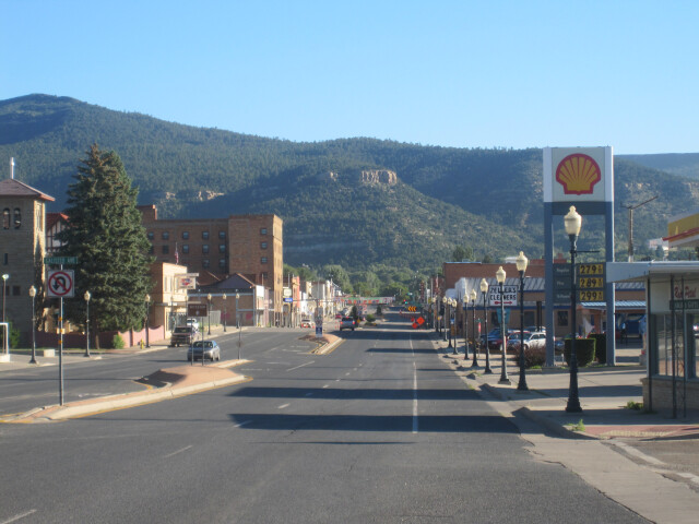 Revised Downtown Raton  NM IMG 5008 image
