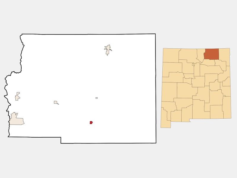 Springer locator map