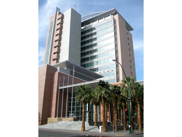 Las Vegas Regional Justice Center image