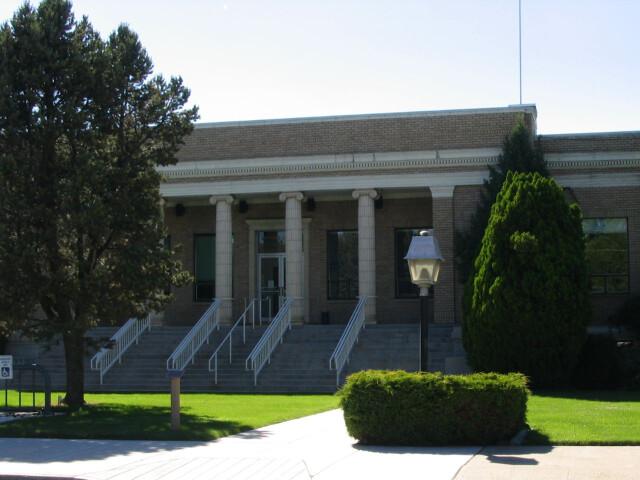 Douglas County Courthouse  Minden  Nevada image