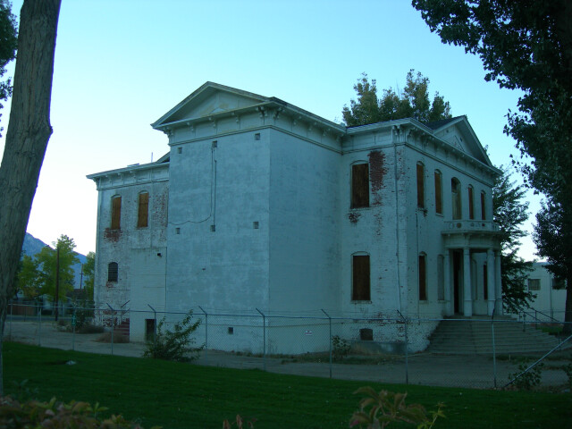 Old Esmeralda %26 Mineral County Court House image