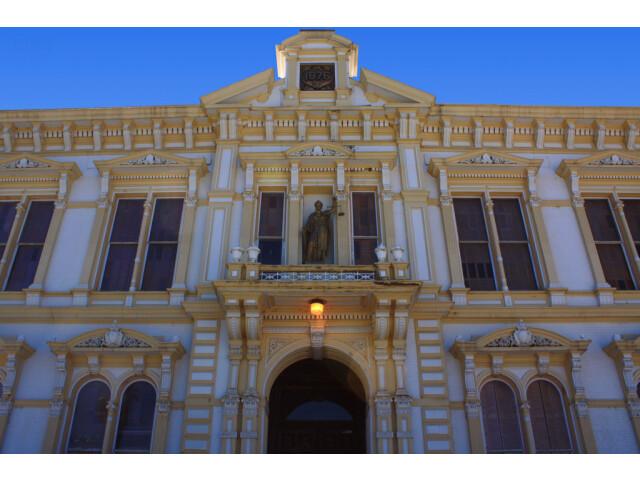 A491  Virginia City  Nevada  USA  Storey County Courthouse  2016 image