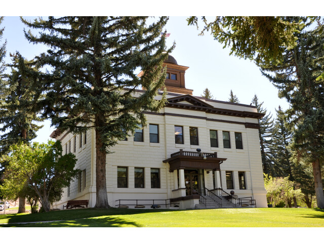 White Pine County Courthouse in Ely image