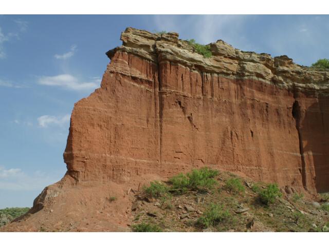 Briscoe County Tule Canyon Texas image