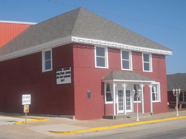 Colorado City  TX  Opera House IMG 4536 image