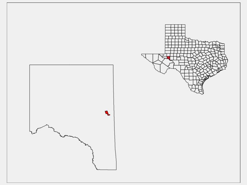 Crane locator map