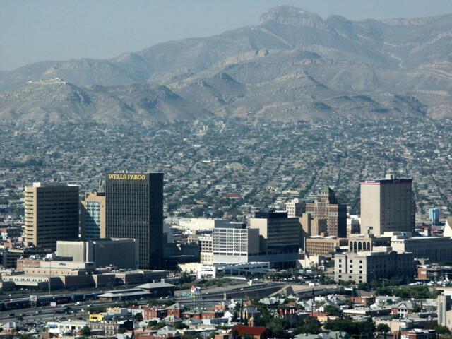 El Paso Skyline image