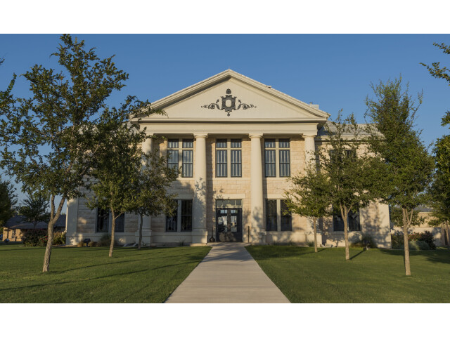 2019 Glasscock County Courthouse image
