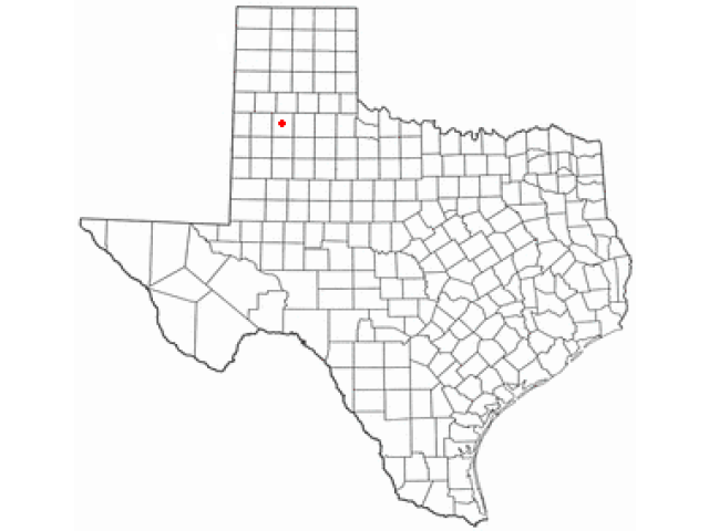 Hale Center location map