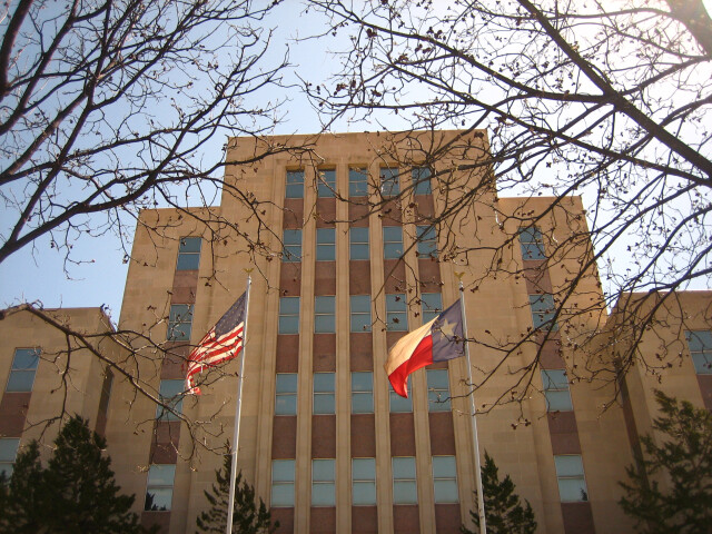 Lubbock County  TX  Courthouse IMG 0074 image