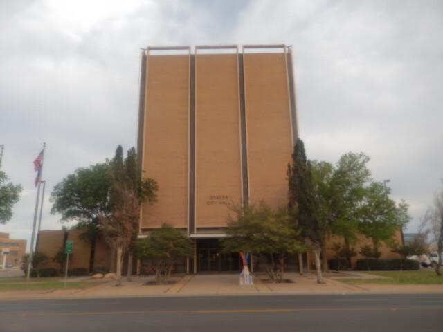 Odessa  TX  City Hall DSCN0985 image