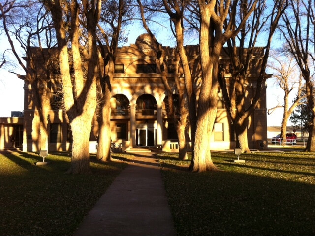 Courthouse for Parmer Country  in Farwell  Texas image