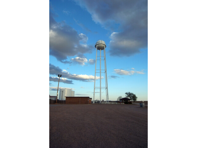 Ransom Canyon Water Tower 2009 image