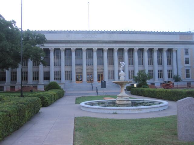 Tom Green County Courthouse  San Angelo  TX IMG 4399 image