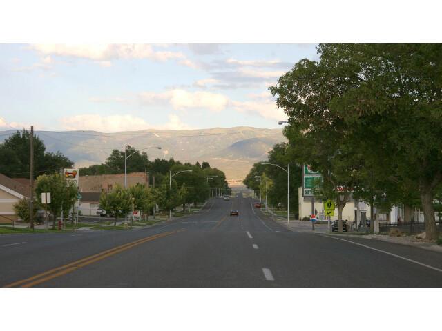 Moroni main street image