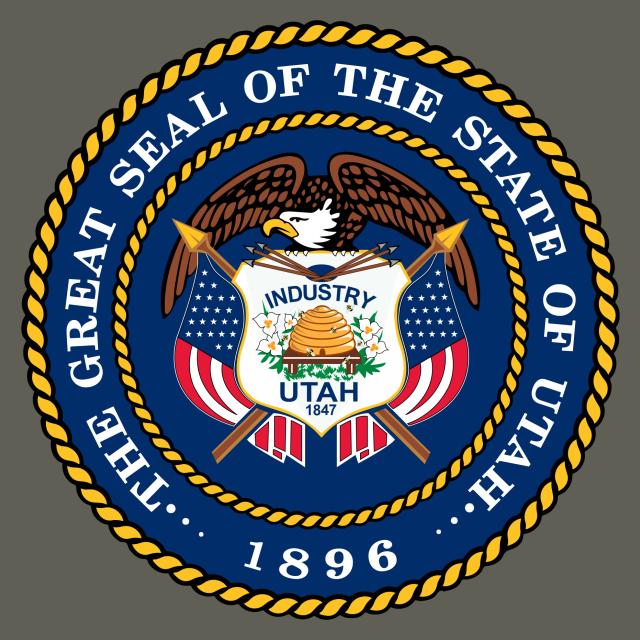 Seal of Utah seal image