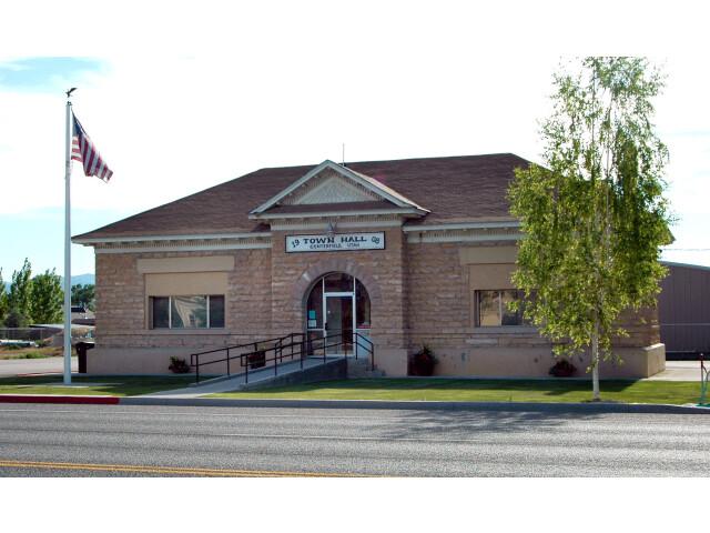 Centerfield Utah Town Hall image