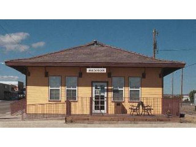 Benson station image