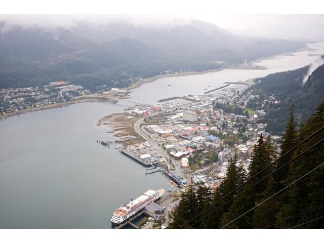 Downtown Juneau and Douglas Island image